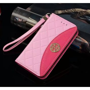 Tory Burch Fashion iPhone Samsung Phone Cover Case For iphone 6 6s 6plus 6s-plus 7 7plus 8 8plus