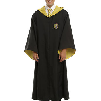Harry Potter Hufflepuff Robe
