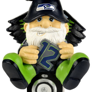 """Seattle Seahawks Garden Gnome - 11"""" Thematic - Second String"""