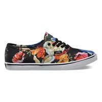 Authentic Lo Pro Floral | Shop Womens Shoes at Vans
