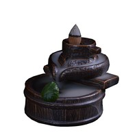 Dust Glaze Incense Burner
