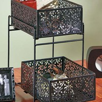 2-Tier Cabinet Baskets