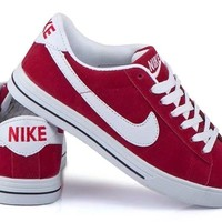"""Nike"" Unisex Casual Plate Shoes Couple Fashion All-match Sneakers"