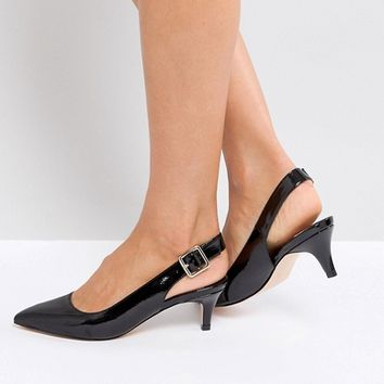 Best Black Kitten Heel Shoes Products on Wanelo 41cf8749b