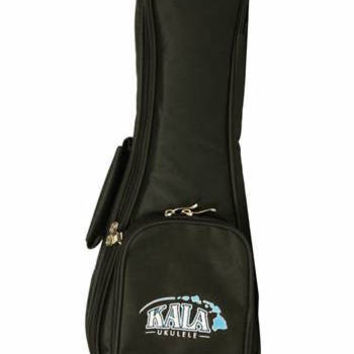 Kala Deluxe Ukulele Gig Bag with Hawaii Design
