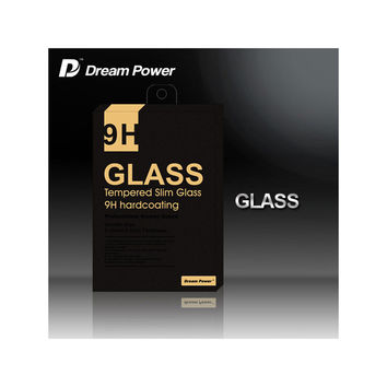 Dream Power iPhone SE / 5S / 5 Premium 2.5D Tempered Glass Screen Protector with 9H Hardness (0.2mm)