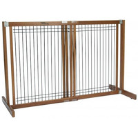 Kensington Wood & Wire Gate - Small
