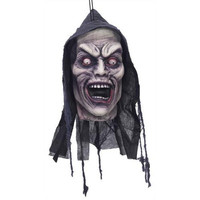 Halloween Prop: Screamer Poly Foam Head