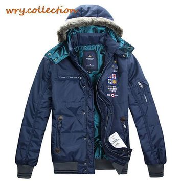 Top Seller! Italy Brand Winter Jacket FREE SHIPPING!