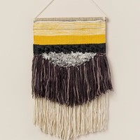 Medium Cotton and Wool Hanging Wall Decor