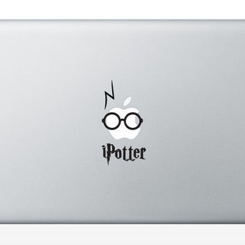 "iPotter - Harry Potter Laptop Notebook Macbook Sticker Vinyl Decal 11"" 13"" 15"" 17"" (DM0274)"