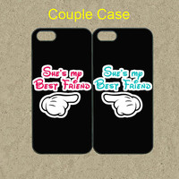 iphone 5c case,iphone 5c cases,iphone 5s case,cool iphone 5c case,cute iphone 5s case,iphone 5 case--Best Friends,in plastic,silicone.