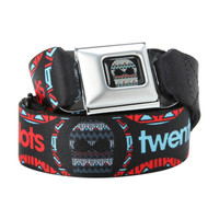 Twenty One Pilots Skull Seat Belt Belt