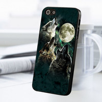 Three Wolf Moon iPhone 5 Or 5S Case