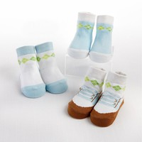 Baby Aspen Fairway Footies Sock Gift Set - Baby, Size: One
