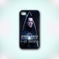 Benedict Cumberbatch Sherlock Sexy Khan - Design Print for iPhone 4/4s Case or iPhone 5 Case - Black or White