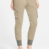 Women's James Jeans Slouchy Utility Cargo Pants,
