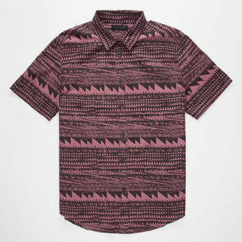 Kr3w Winston Mens Shirt Multi  In Sizes
