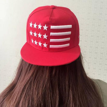 Unique American Flag Baseball Cap Hot Cool Gift
