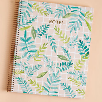 Paper Source Smitten Proof Spiral Notebook