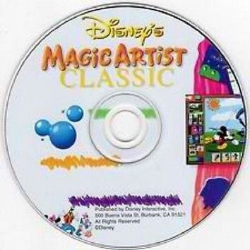 Magic Artist Classic [CD-ROM] Mac / Windows 98 / Windows Me / Windows 95