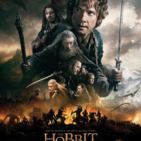 The Hobbit: The Battle of the Five Armies 11x17 Movie Poster (2014)