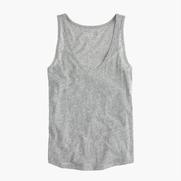 Vintage cotton tank top