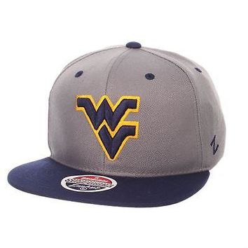 Licensed West Virginia Mountaineers Official NCAA Z11 Adjustable Hat Cap by Zephyr 344057 KO_19_1