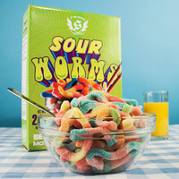Sour Worms Cereal at Firebox.com