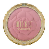 MILANI Rose Powder Blush - Romantic Rose 01