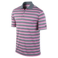Nike Tech Vent Stripe Men's Golf Polo Shirt