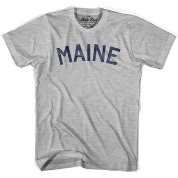Maine Union Vintage T-shirt