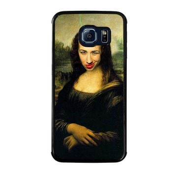 MIRANDA SINGS MONA LISA Samsung Galaxy S6 Edge Case