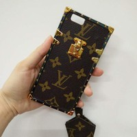 LV 2017 Hot ! iPhone 7 iPhone 7 plus - Stylish Cute On Sale Hot Deal Matte Couple Phone Case For iphone 6 6s 6plus 6s plus-6