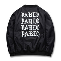 PABLO Baseball Jacket