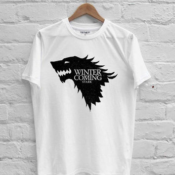 Game of thrones winter is coming T-shirt Men, Women Youth and Toddler