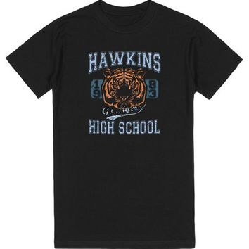 Hawkins High School Stranger Things