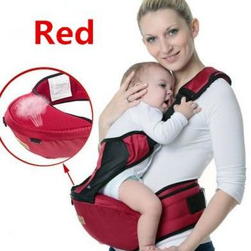 Toddler Backpack class Promotion! 4 Colors baby carrier baby Sling Toddler wrap Rider baby backpack grade Activity&Gear suspenders AT_50_3