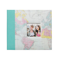 C.R. Gibson® E-Complete Travel Map Scrapbook