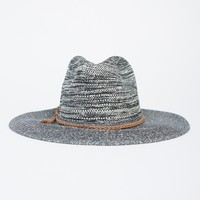 Stormy Straw Hat