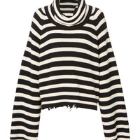 Alexis Stripe Knit Sweater