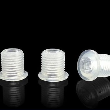 Transparent clear LED Light hollow screw