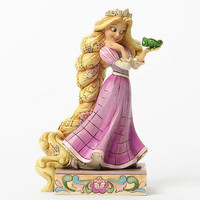 enesco disney showcase jim shore rapunzel and pascal figurine new with box