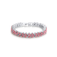 Awesome New Arrival Gift Hot Sale Great Deal Shiny Birthday Gifts Stylish Crystal Bracelet [11405168015]