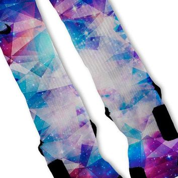 galaxy prism lebron 11 fast shipping nike elite socks customized kobes kd  number 1