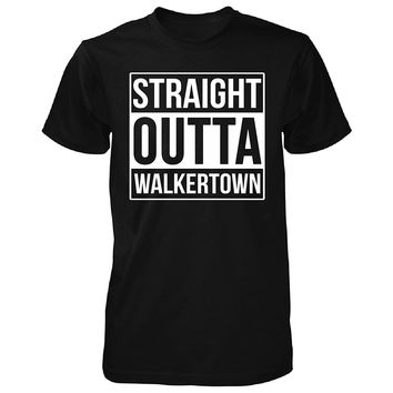 Straight Outta Walkertown City. Cool Gift - Unisex Tshirt