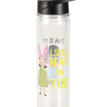 Bob's Burgers Tina & Louise Water Bottle