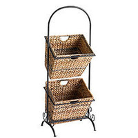Pier 1 Imports - Product Details - Rack with Baskets