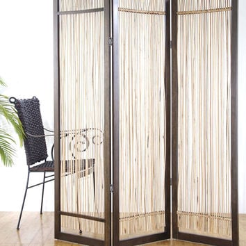 "Screen Gems Lanai Screen 72"" Room Divider"