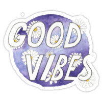 SALE! - Good Vibes